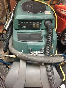 Industrial steam cleaner, carpets,cars,rugs, etc .