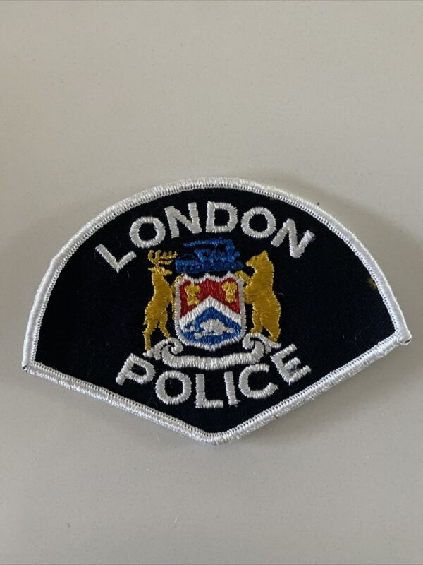 London Police Patch