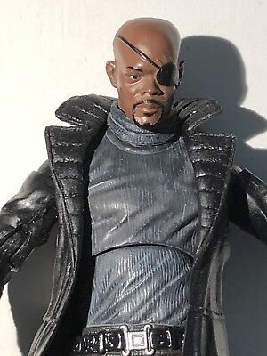 Marvel Legends Agents of SHIELD loose NICK FURY Toys R Us Exclusive Avengers