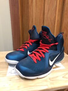 Nike Lebron 9 Basketball Shoes/Souliers Size/Taille 12