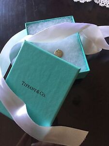 "Tiffany & Co ""I Love You"" Pendant"