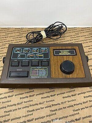 Vtg Sears Sports Center Tele-Games Pinball Breakaway Video Game System ATARI