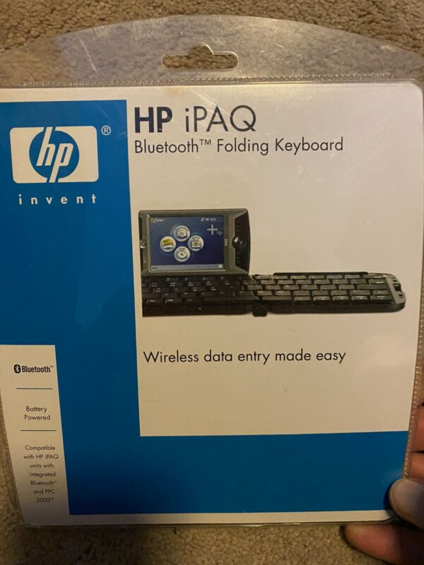HP iPAQ FA287A#AC3 Bluetooth Folding Keyboard