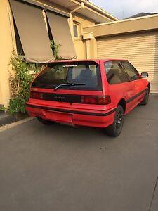 1989 Honda Civic ed6 Templestowe Lower Manningham Area Preview