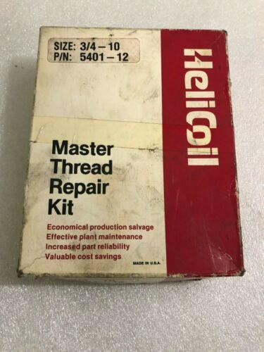 HeliCoil  3/4-10  Master Thread Repair Kit 5401-12 (U75)