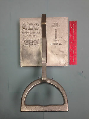 Aec Magnetics Sh-250 Lifting Magnet