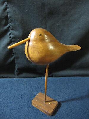 Kiwi Bird on Wooden Stand