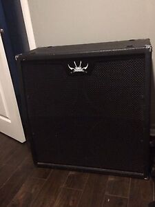 Stagg slanted guitar cab