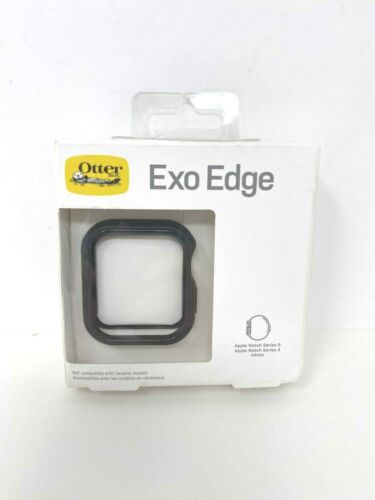 OtterBox Exo Edge Case for Apple Watch Series 5 Series 4 - 44mm - Black