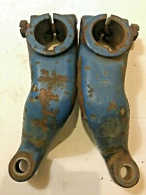 Preowned Ford 4630 Tractor Complete Rhlh Steering Arm Pair