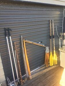 CHEAP MARINE BOATING SAILING FISHING SAFETY GEAR BOATSHED SALE Seaforth Manly Area Preview