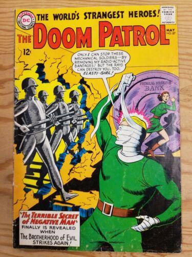 Doom Patrol #87