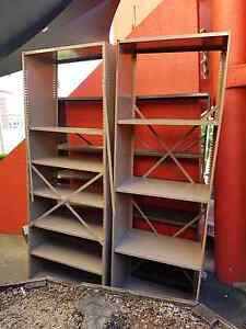 4 x Metal Shelves / Self Stand - Ideal for OFFICE OR GARAGE Woolloongabba Brisbane South West Preview