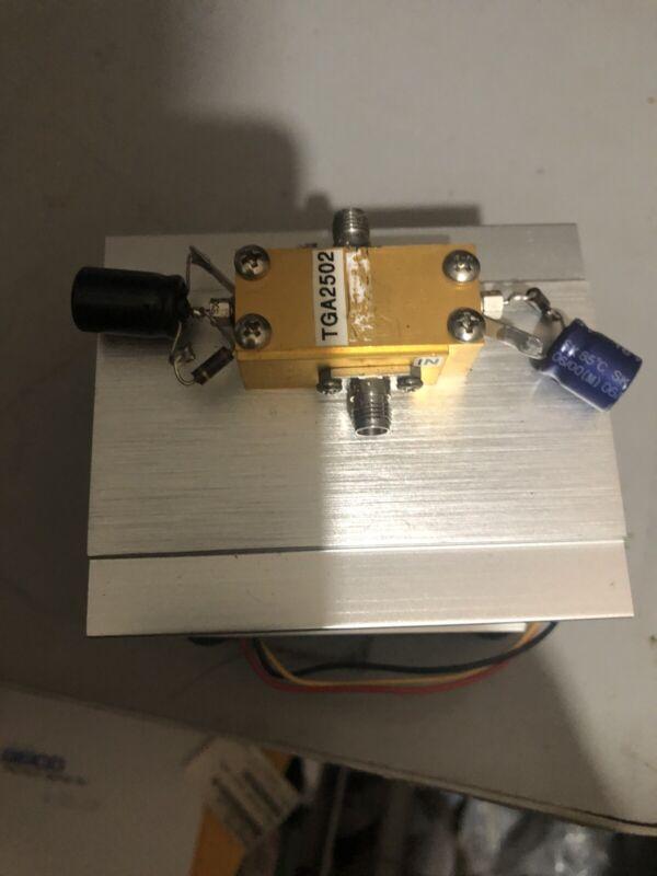 12-15GHz 5W Power Amplifier EVB