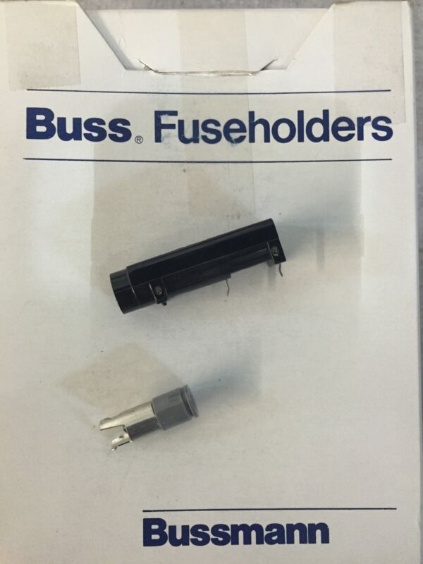 NEW One (1)  Buss Fuseholder BK/HBH-I