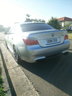 BEST FORMULA ONE SOUNDING BMW M5 V10 IN AUSTRALIA! RARE+LOW KMS!