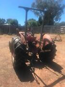 Tractor and farming equipment Hahndorf Mount Barker Area Preview