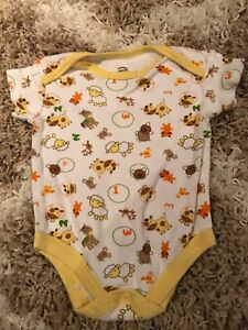 Newborn onesie never worn