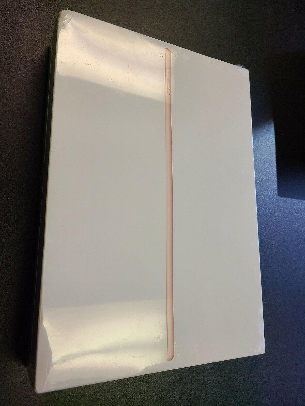 New Sealed Apple iPad Air 3rd Gen 64GB Gold Wi-Fi + 4G Cellu