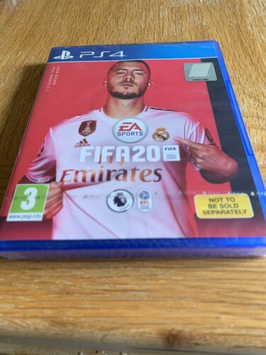 Fifa 20 Brand New & Sealed Ps4