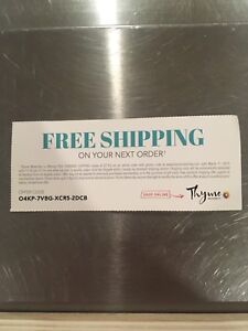 Thyme Maternity Clothes Free Shipping Coupon