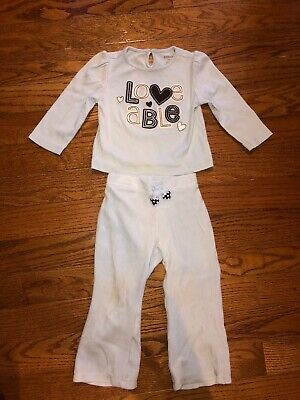 Girls Gymboree Outfit size 2T
