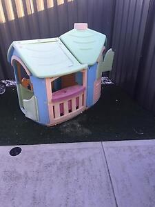 Plastic cubby house Point Cook Wyndham Area Preview