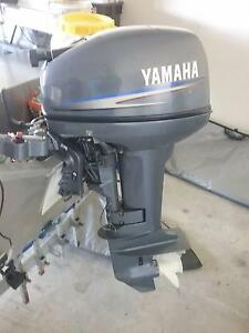 15hp Yamaha Outboard Motor Pottsville Tweed Heads Area Preview
