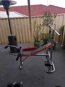 EVERFIT BENCH PRESS Hoxton Park Liverpool Area Preview