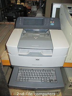 HP 9250c Digital Sender CB472A USB Network A4 Document Scanner 600DPI - 0 SCANS