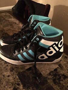 Adidas youths hightops for sale