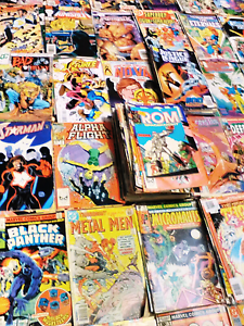 OLD DC COMICS 4 SALE Deer Park Brimbank Area Preview