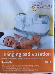 Brand new changing station (without changing pad) without box.