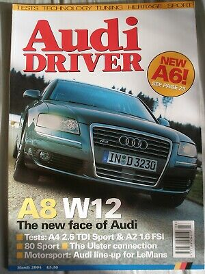 CAR POSTER AUDI A8 W12 BADGE AA207 Photo Picture Poster Print Art A0 to A4