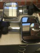 Caravan Mirrors for Toyota Landcruiser 200 Series Sandringham Bayside Area Preview