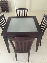 Dining set and matching coffee table Sunbury Hume Area Preview
