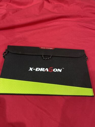 x dragon 14w dual usb port portable