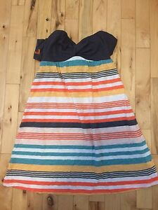 Roxy Strapless Size Small Dress - EUC