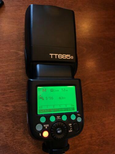 Godox TT685O Flash Speedlite TTL 2.4G HSS For Olympus Panasonic Lumix *REDUCED*