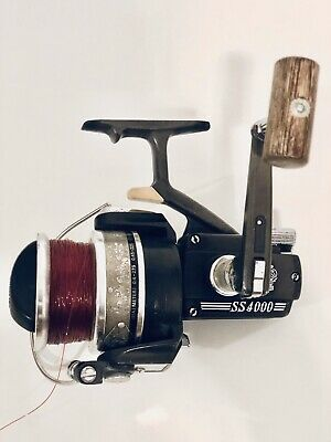 Vintage Daiwa SS 4000 Spinning Reel Limited Edition Japan