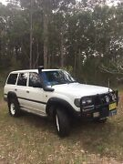 1996 80 series landcruiser wagon Berkeley Vale Wyong Area Preview