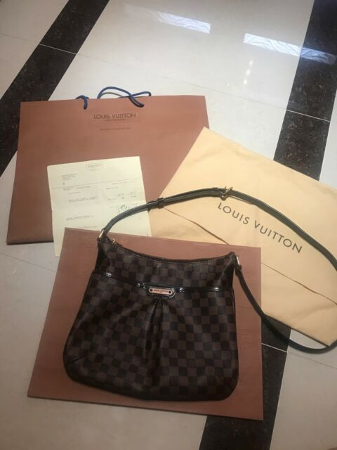 606938a9c6 10000% authentic Louis Vuitton Bloomsbury PM crossbody bag