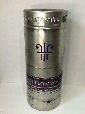 Blefa Keg 5.16 Gallons Empty Free Flow Wines Beer Keg Made In Germany