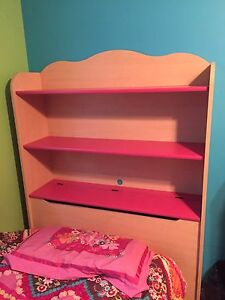 Kids bed and dresser