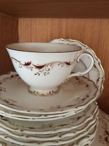 Royal Doulton China Strasbourg. 10 place setting plus. Wedding