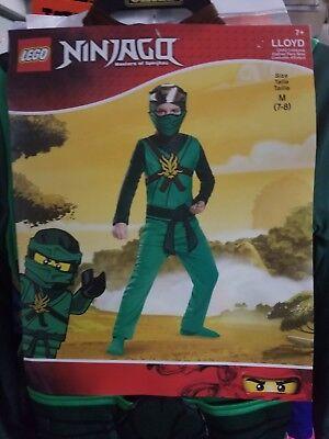 Ninjago Lloyd Costume