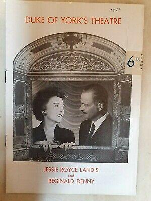LARGER THAN LIFE -JESSIE ROYCE LANDIS REGINALD DENNY LAURENCE NAISMITH JANE CARR