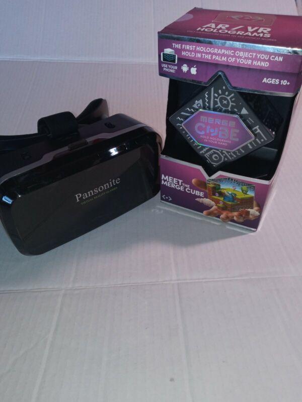 Merge Cube & VR Glasses