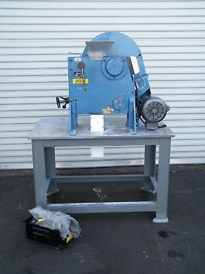 Retsch BB2 Jaw Crusher Sample Powder Mill Lab Rock Grinder Pulverizer Mining, used for sale  Valencia