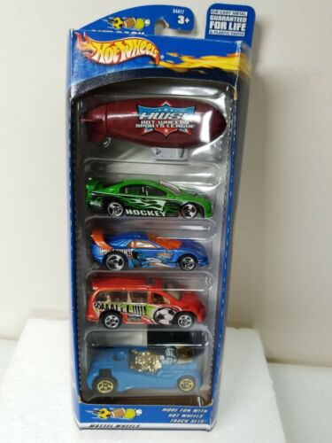 Hot Wheels sports Themed gift Car Pack